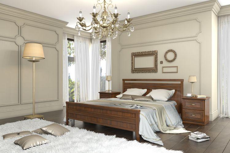 Спальня Адажио 6 АнгстремАдажио<br><br><br>Артикул: None<br>Высота: 954<br>Ширина: 1774<br>Глубина: 2088