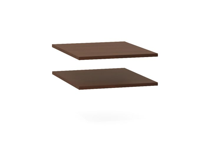 Купить Комплект полок БА-006.00 в интернет магазине корпусной и мягкой мебели для дома