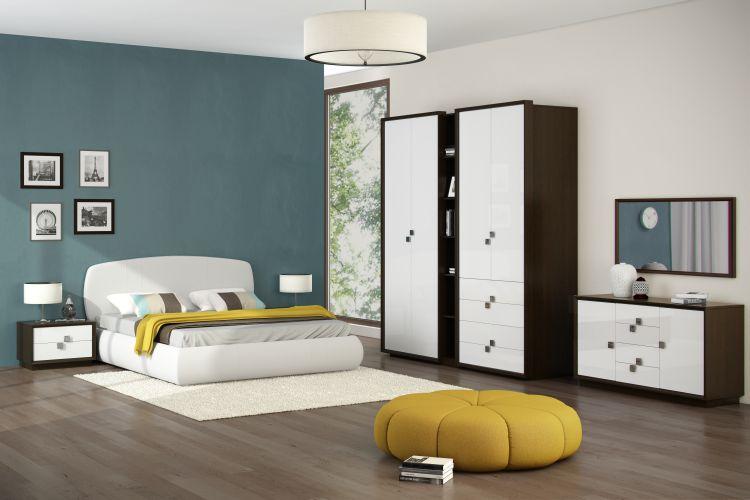 спальня брио 7 в интернет магазине мебели Angstrem Mebelru