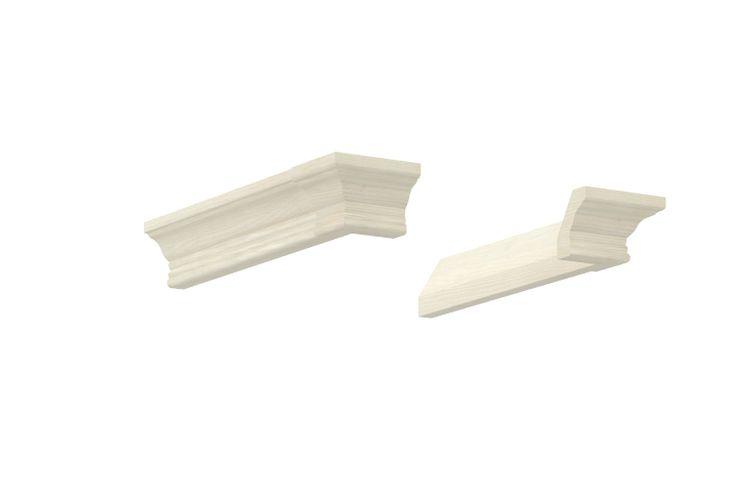 Купить Комплект карнизов КА-013.04 в интернет магазине корпусной и мягкой мебели для дома