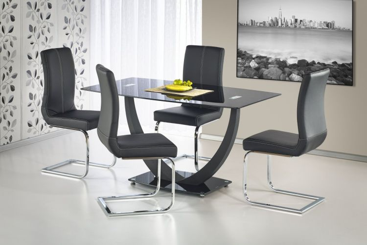 Комплект ANTON + K219 АнгстремСтолы и стулья<br><br><br>Артикул: None<br>Высота: 750<br>Ширина: 1400<br>Глубина: 800