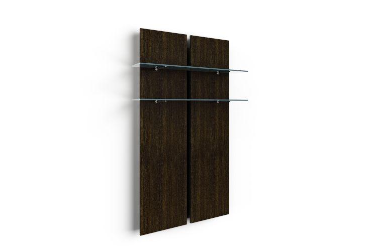 Купить Панель с полками Глейс ГС-76 в интернет магазине корпусной и мягкой мебели для дома
