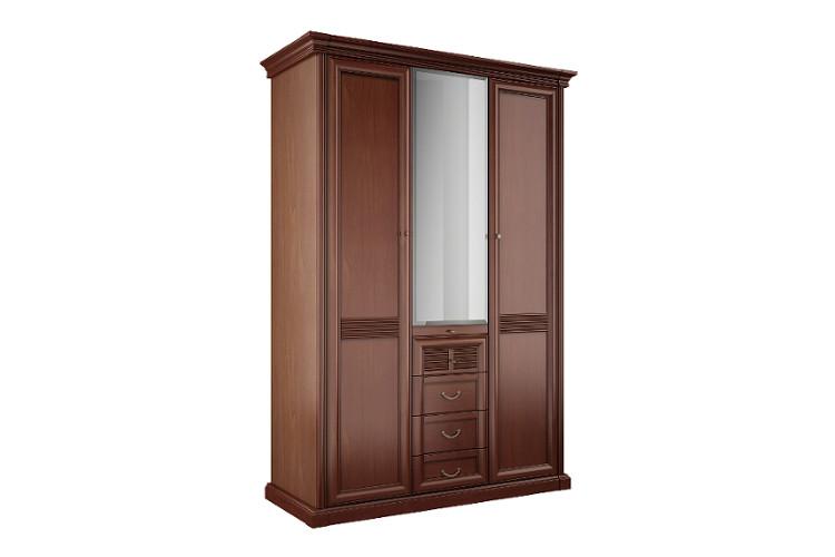 Купить Шкаф комбинированный Изотта 7 в интернет магазине корпусной и мягкой мебели для дома
