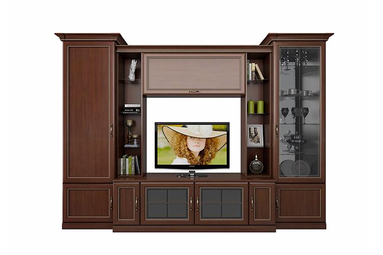 Купить Гостиная Луара 1 в интернет магазине корпусной и мягкой мебели для дома