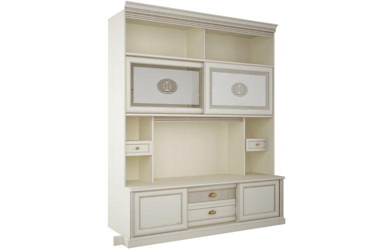 Купить Шкаф Изотта 10 в интернет магазине корпусной и мягкой мебели для дома