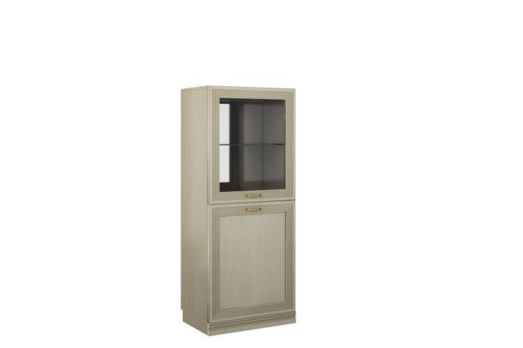 Купить Шкаф Адажио АГ-260.02 , Д1 в интернет магазине корпусной и мягкой мебели для дома