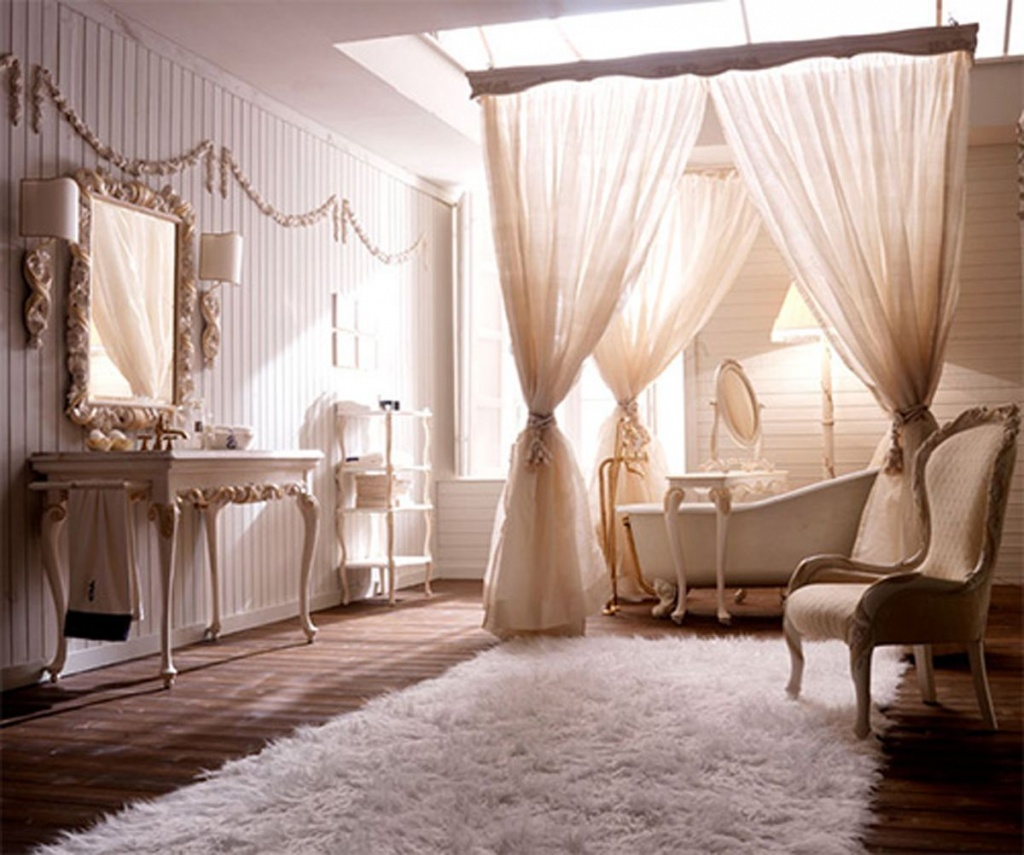 Дизайн интерьера стиль романтизм