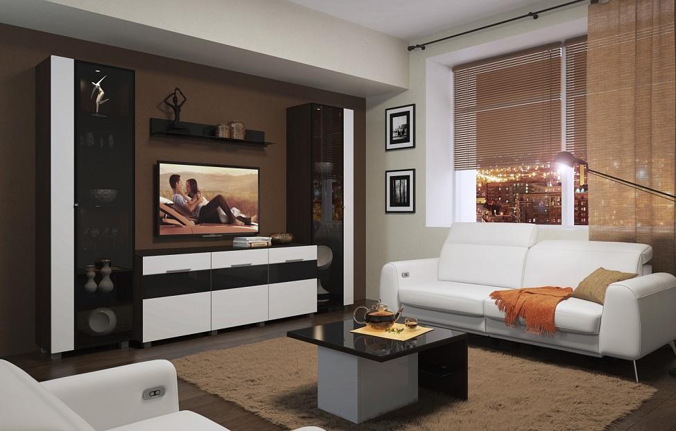 Купить Гостиная Матисс 1 в интернет магазине корпусной и мягкой мебели для дома