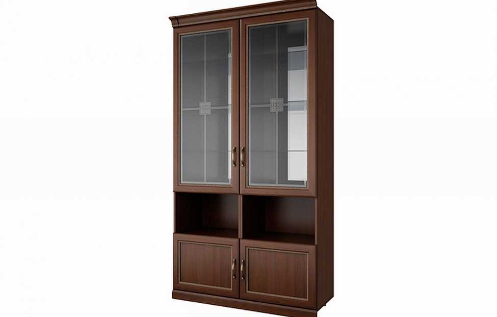 Купить Шкаф Луара ЛУ-295.01 в интернет магазине корпусной и мягкой мебели для дома