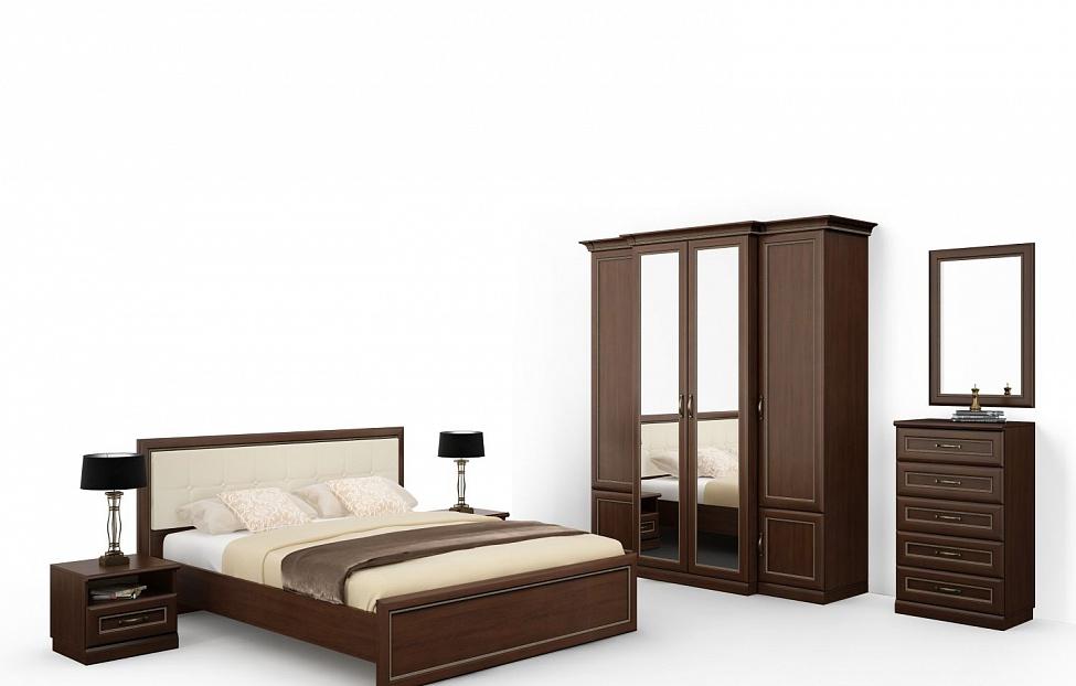 Купить Шкаф Луара Лу-201.02 в интернет магазине корпусной и мягкой мебели для дома