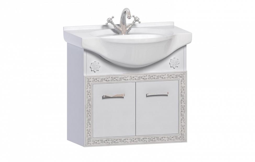 Купить Тумба  с раковиной Cls 650.02-01 в интернет магазине корпусной и мягкой мебели для дома