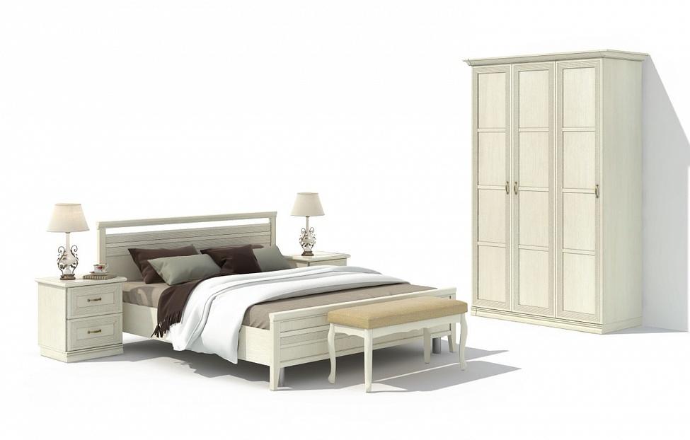Купить Спальня Адажио 12.1 в интернет магазине корпусной и мягкой мебели для дома