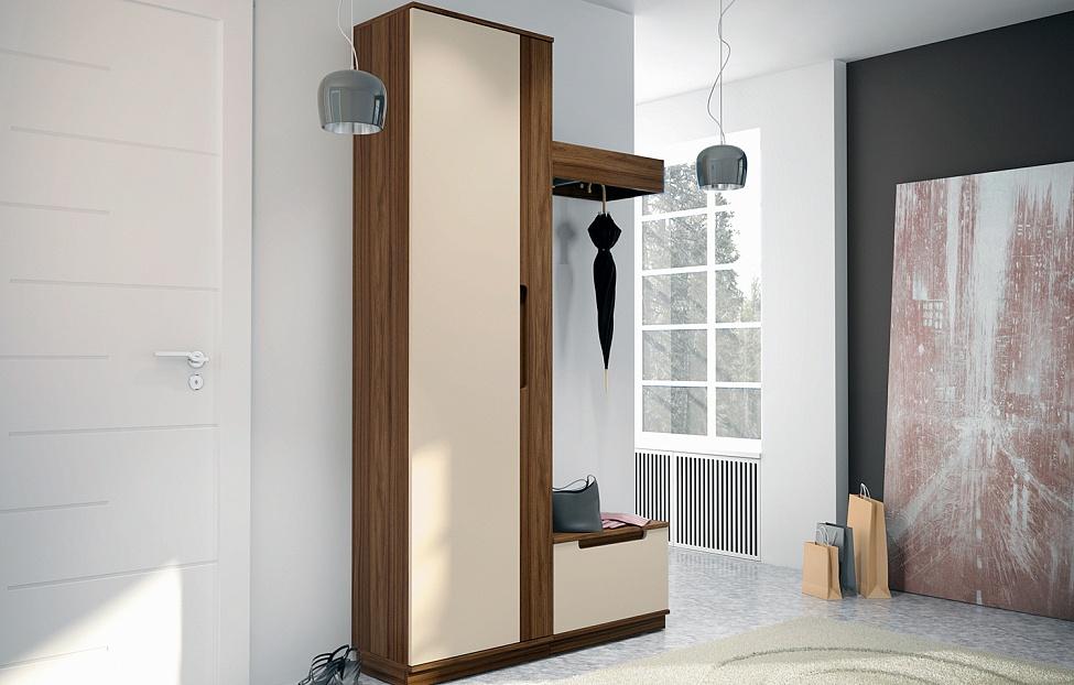 Купить Прихожая Анри 4 в интернет магазине корпусной и мягкой мебели для дома