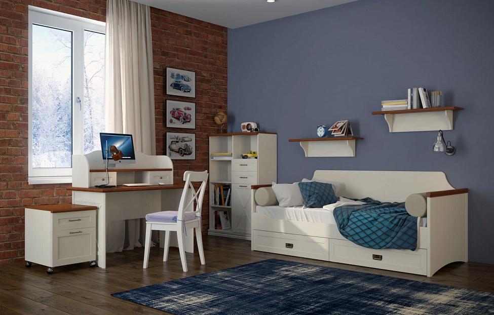 Купить Подростковая Кантри 2 в интернет магазине корпусной и мягкой мебели для дома