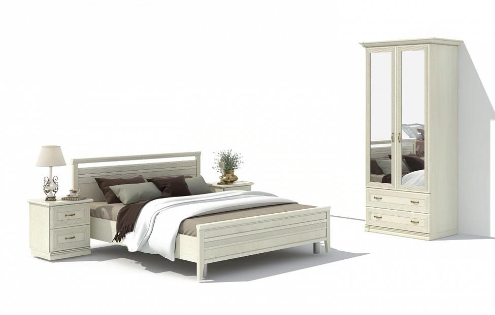 Купить Спальня Адажио 7.1 в интернет магазине корпусной и мягкой мебели для дома