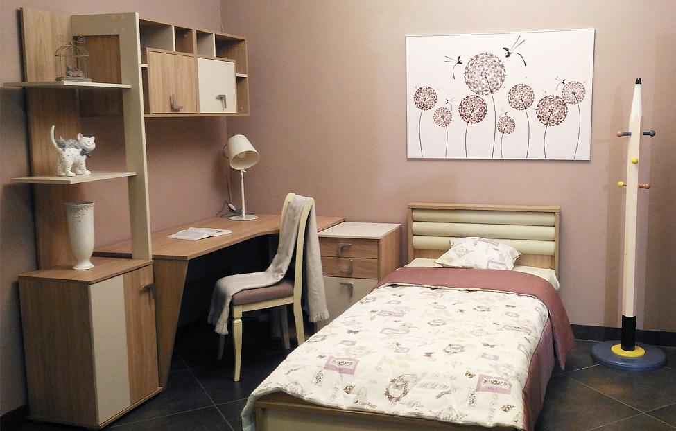 Купить Молодежная Фиджи 2.2 в интернет магазине корпусной и мягкой мебели для дома