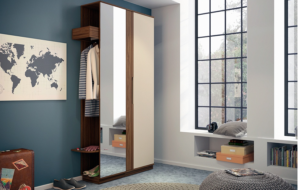 Купить Прихожая Анри 1 в интернет магазине корпусной и мягкой мебели для дома
