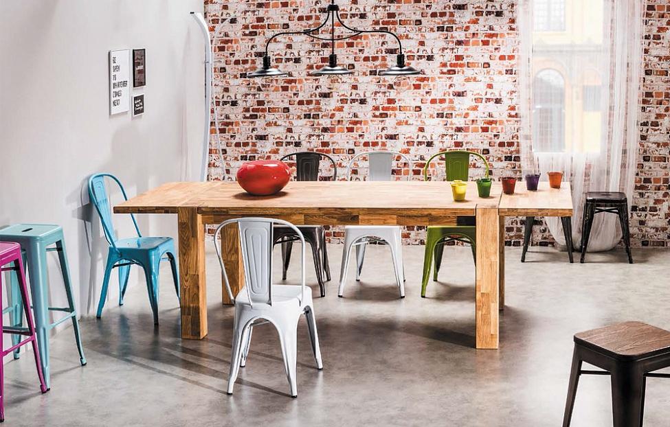 Купить Стул Loft в интернет магазине корпусной и мягкой мебели для дома