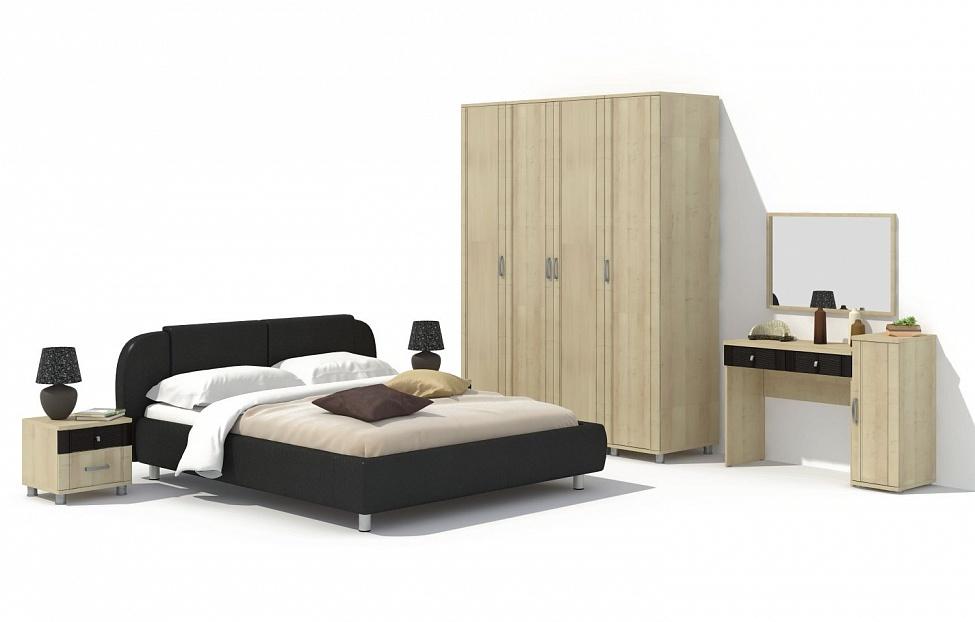 Купить Спальня Эстетика 8.2 в интернет магазине корпусной и мягкой мебели для дома