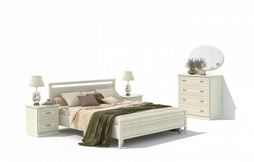 Купить Спальня Адажио 9.1 в интернет магазине корпусной и мягкой мебели для дома