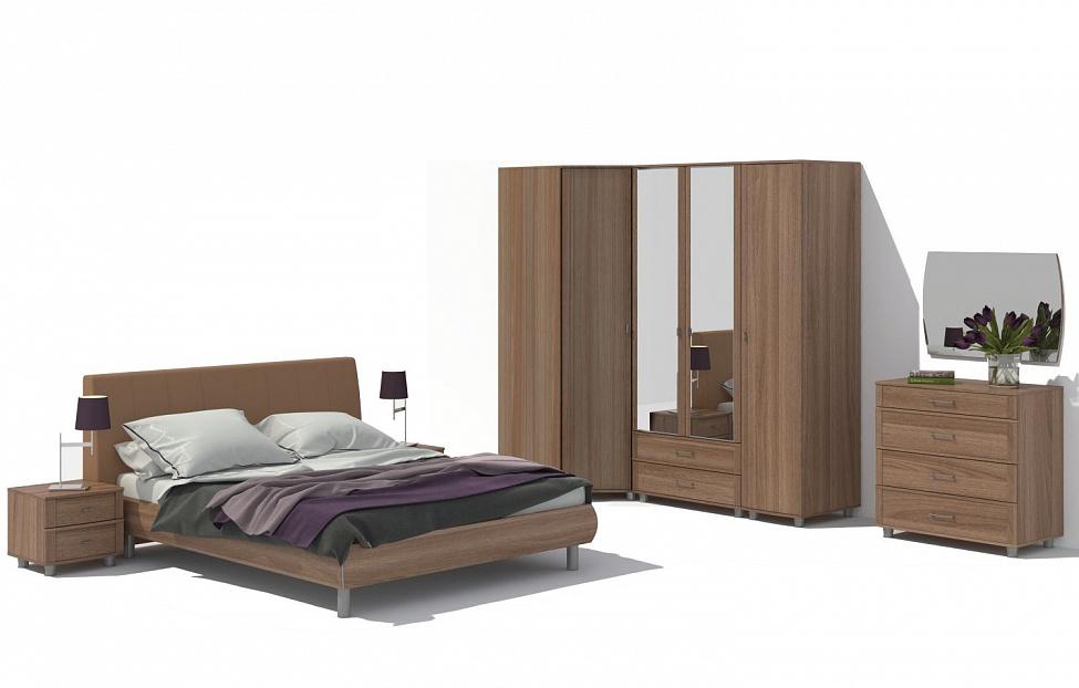 Купить Спальня Амелинда 1 в интернет магазине корпусной и мягкой мебели для дома