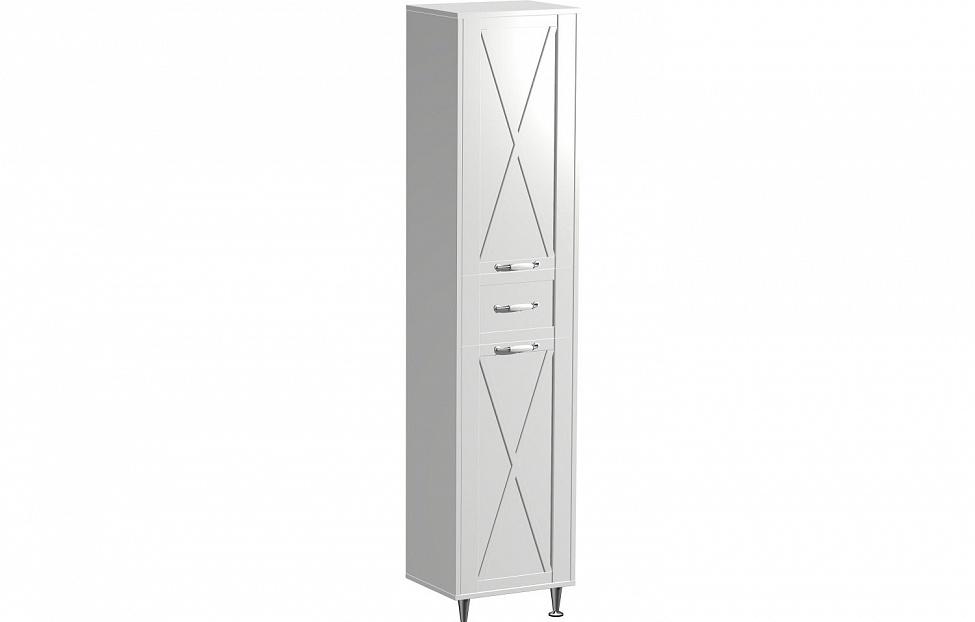Купить Шкаф-колонна Prv 400.22 в интернет магазине корпусной и мягкой мебели для дома