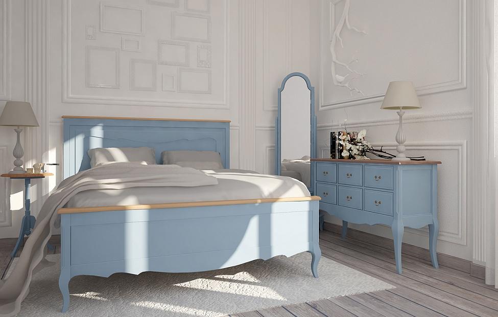 Купить Спальня Leontina 2 в интернет магазине корпусной и мягкой мебели для дома