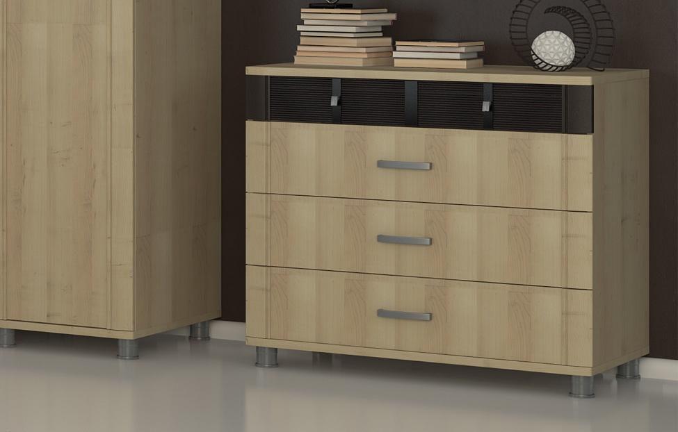 Купить Комод Эстетика 101.02 в интернет магазине корпусной и мягкой мебели для дома