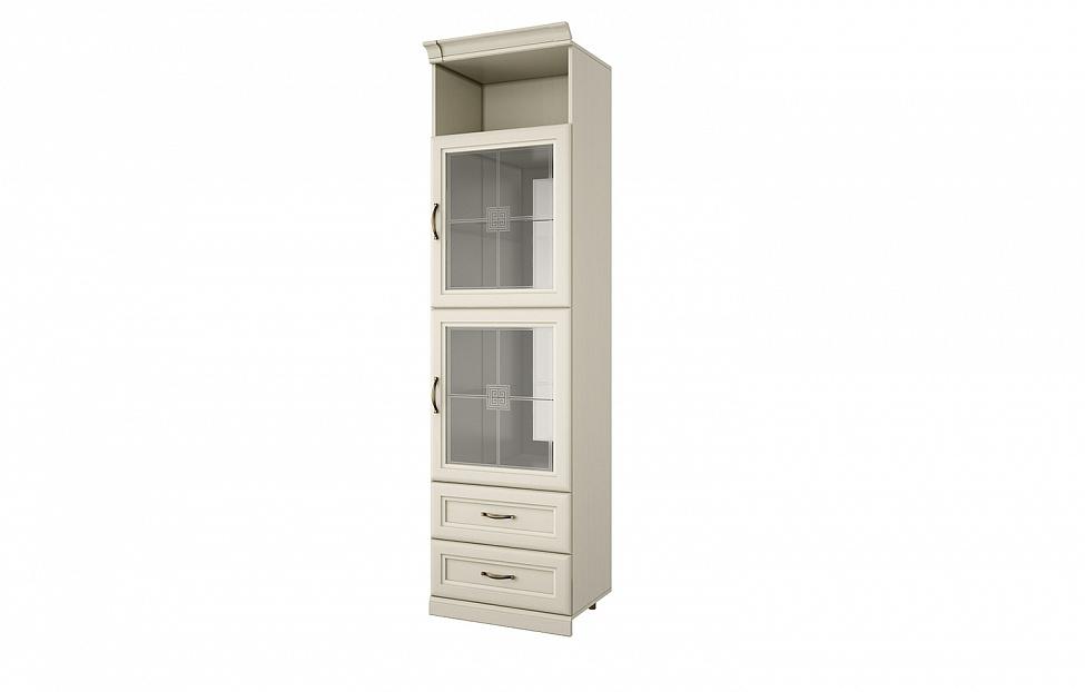 Купить Шкаф Луара ЛУ-224.16 в интернет магазине корпусной и мягкой мебели для дома