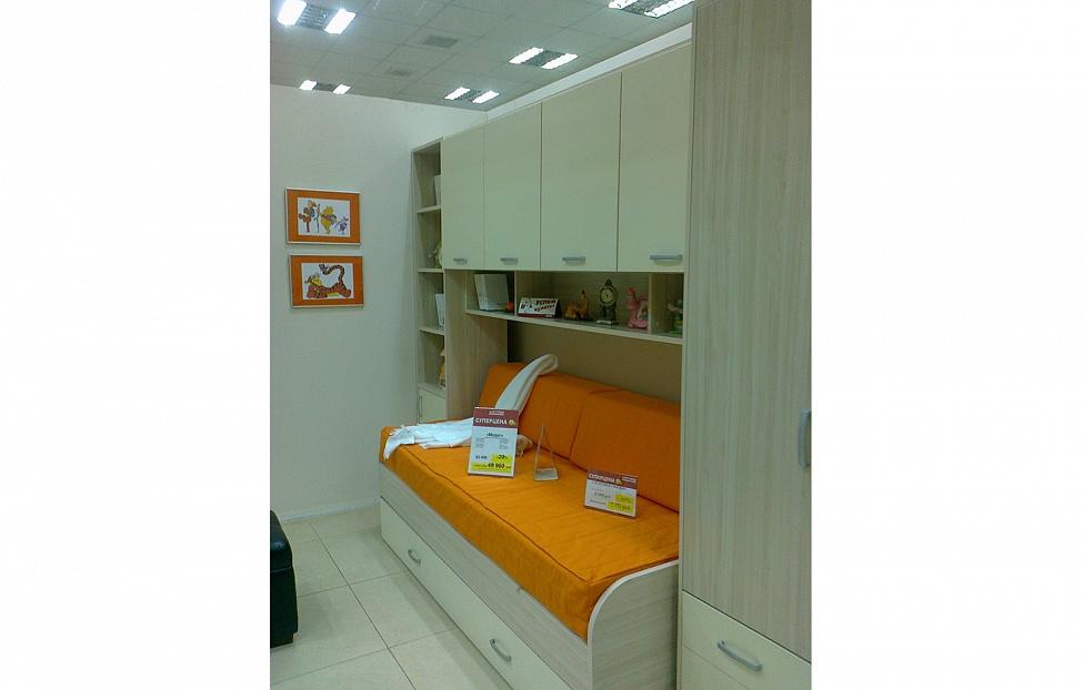 Купить Подростковая Модус в интернет магазине корпусной и мягкой мебели для дома
