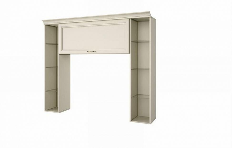 Купить Надстройка Луара ЛУ-724.04 в интернет магазине корпусной и мягкой мебели для дома