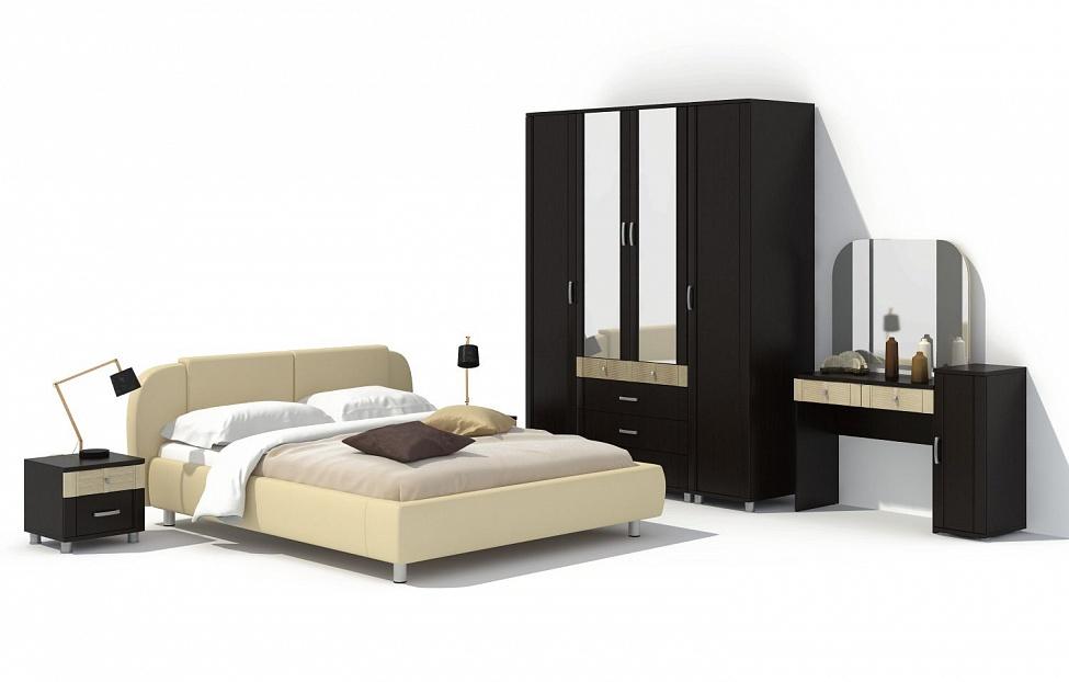 Купить Спальня Эстетика 10.1 в интернет магазине корпусной и мягкой мебели для дома