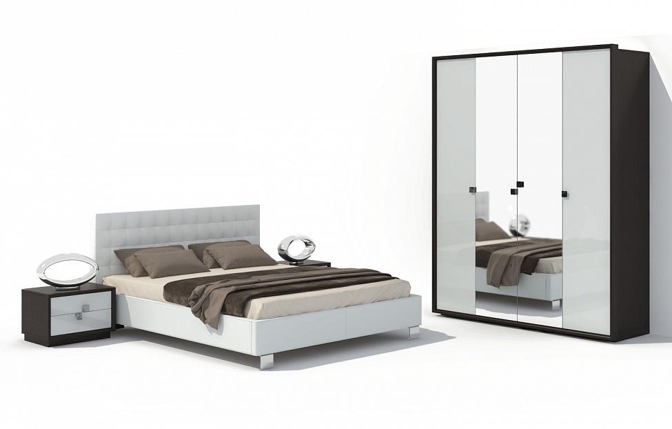 Купить Спальня Брио 9 в интернет магазине корпусной и мягкой мебели для дома