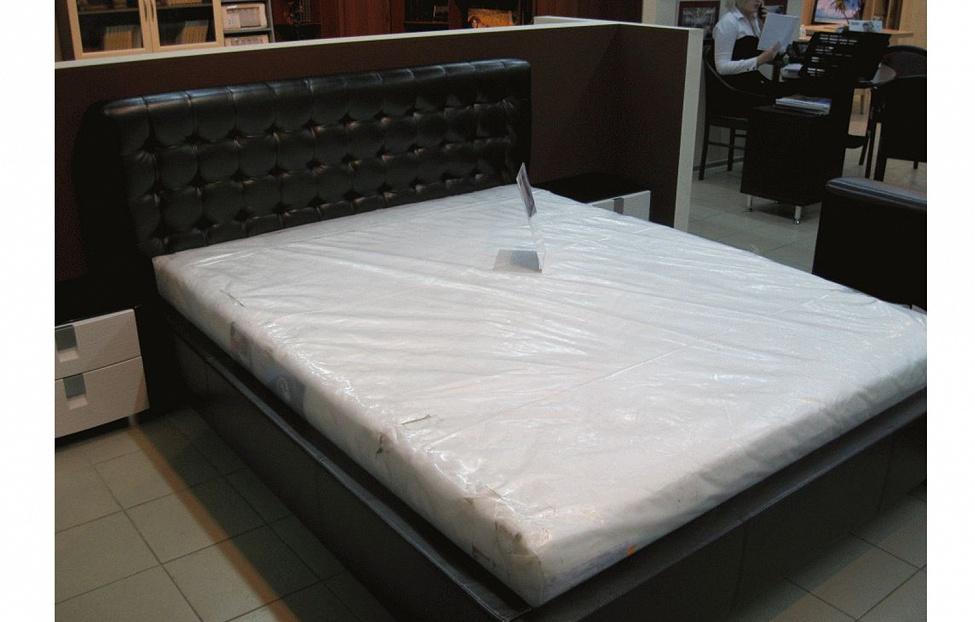 Купить Кровать Брио БР-820.27 в интернет магазине корпусной и мягкой мебели для дома