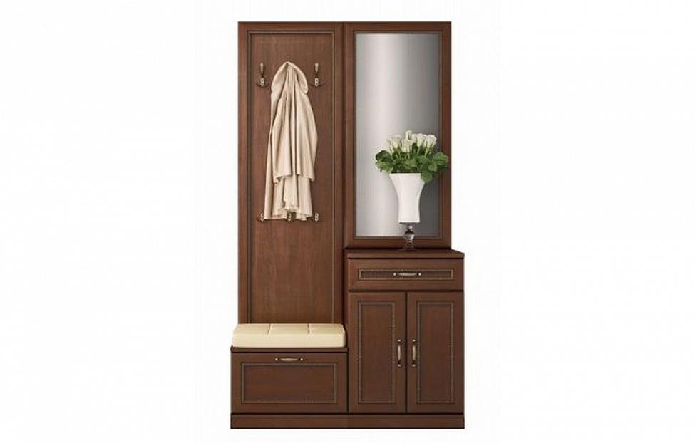 Купить Прихожая Луара 3 в интернет магазине корпусной и мягкой мебели для дома
