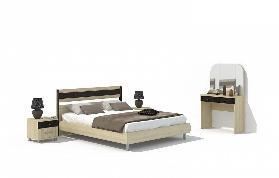 Купить Спальня Эстетика 14.2 в интернет магазине корпусной и мягкой мебели для дома