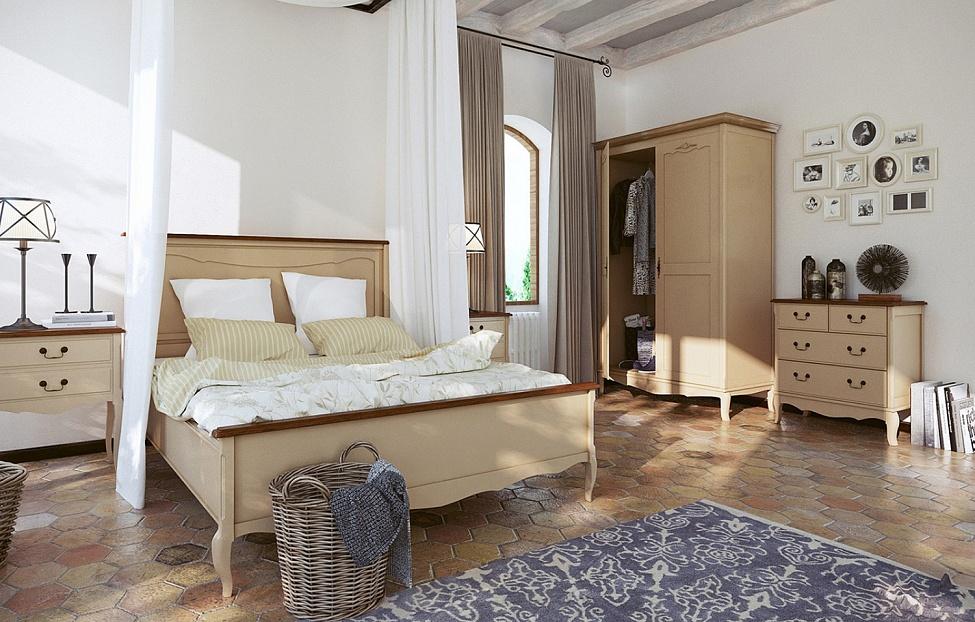 Купить Спальня Leontina 1 в интернет магазине корпусной и мягкой мебели для дома