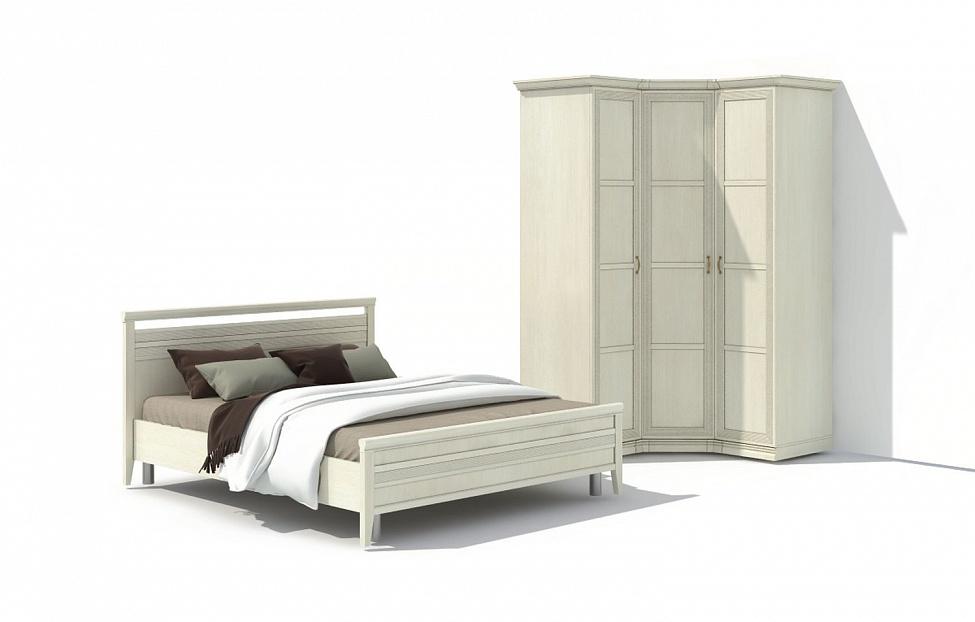 Купить Спальня Адажио 8.1 в интернет магазине корпусной и мягкой мебели для дома