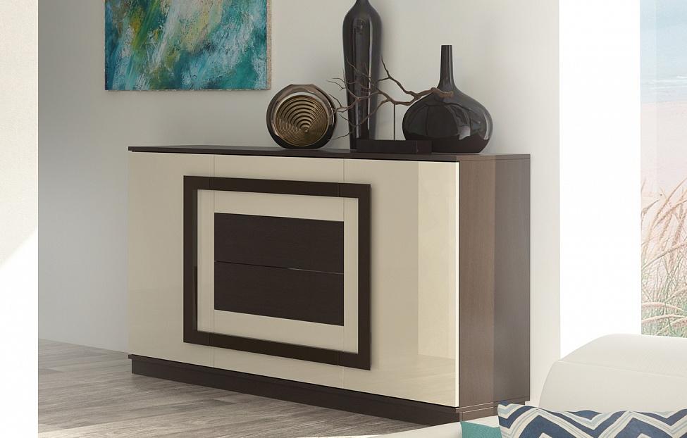 Купить Комод Глейс 31+Глейс 36 в интернет магазине корпусной и мягкой мебели для дома