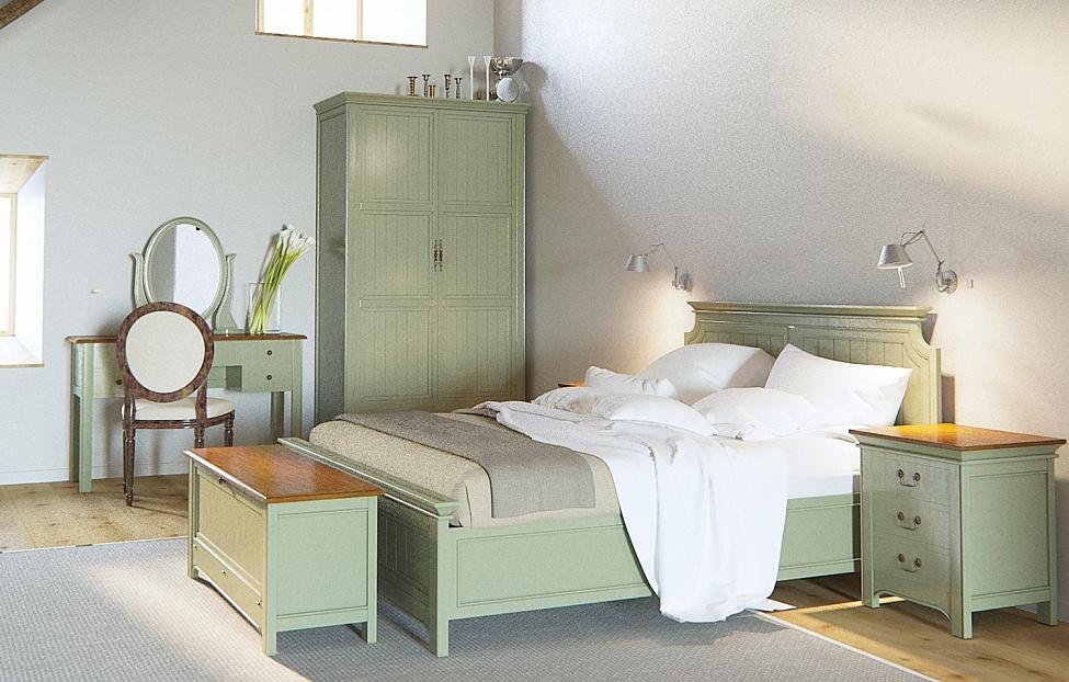 Купить Спальня Olivia 1 в интернет магазине корпусной и мягкой мебели для дома