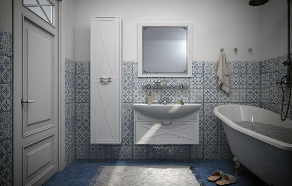 Купить Мебель для ванной комнаты Прованс 3 в интернет магазине корпусной и мягкой мебели для дома