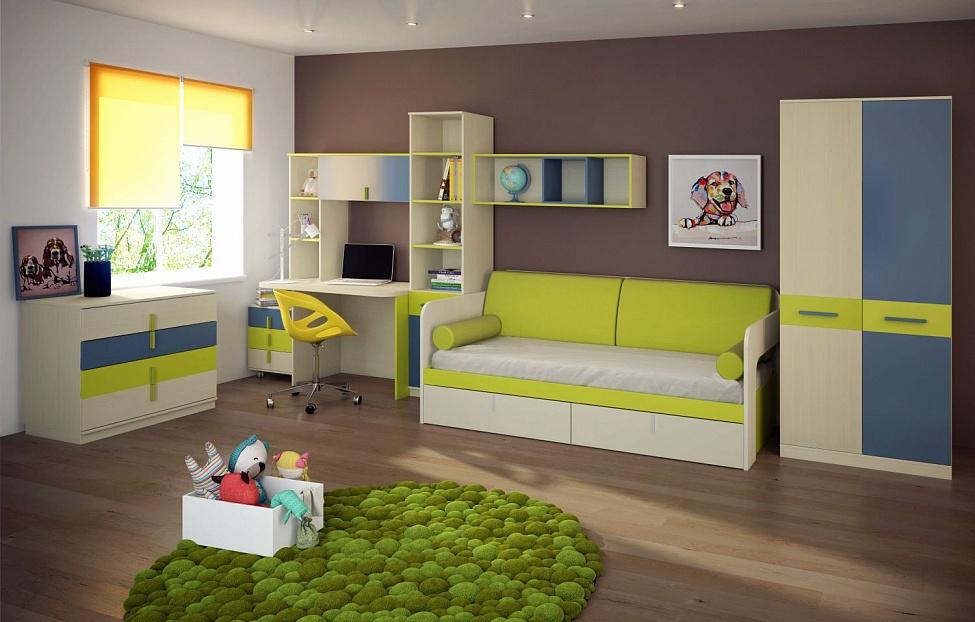 Купить Подростковая Кеноша 1 в интернет магазине корпусной и мягкой мебели для дома