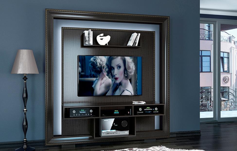 Купить Стойка под ТВ DeСanto 026.10 в интернет магазине корпусной и мягкой мебели для дома