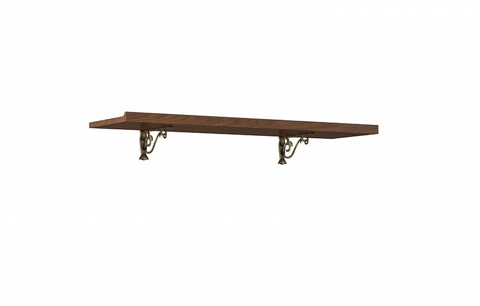 Купить Полка навесная Адажио АГ-023.03 в интернет магазине корпусной и мягкой мебели для дома
