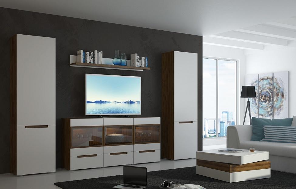 Купить Гостиная Анри 4.3 в интернет магазине корпусной и мягкой мебели для дома