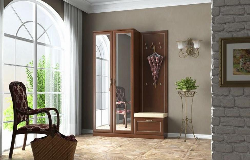 Купить Прихожая Луара 1 в интернет магазине корпусной и мягкой мебели для дома