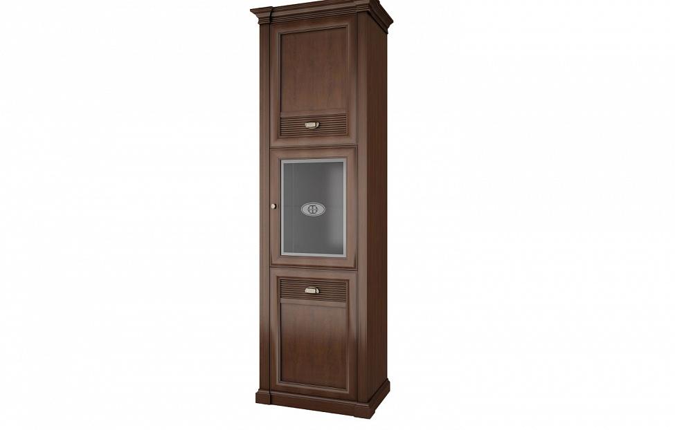 Купить Шкаф для посуды Изотта 19 в интернет магазине корпусной и мягкой мебели для дома
