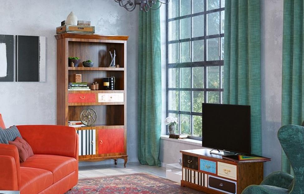 Купить Гостиная Gouache в интернет магазине корпусной и мягкой мебели для дома