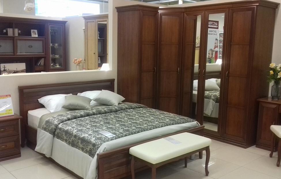 Купить Спальня Адажио в интернет магазине корпусной и мягкой мебели для дома