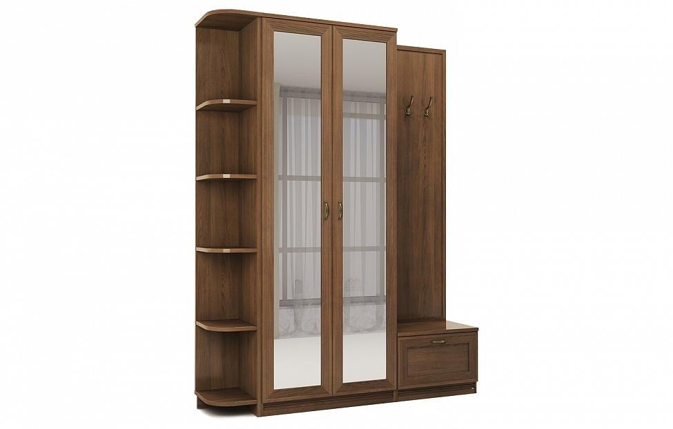 Купить Прихожая Адажио 7 в интернет магазине корпусной и мягкой мебели для дома